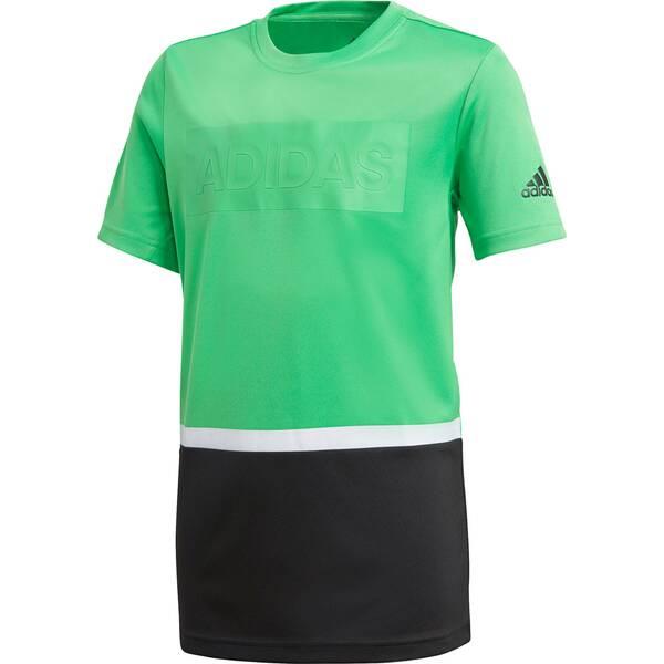 ADIDAS Herren T-Shirt Training Colorblocked
