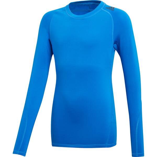 ADIDAS Kinder Longsleeve AlphaSkin Sport Climawarm Long Sleeve