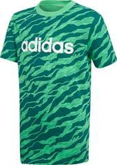 ADIDAS Herren Linear Print T-Shirt