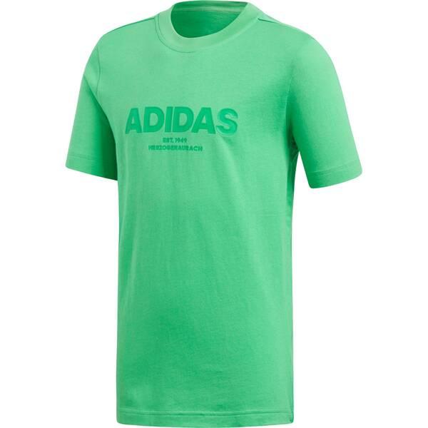 ADIDAS Herren T-Shirt All Caps