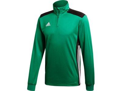 ADIDAS Fußball - Teamsport Textil - Sweatshirts Regista 18 Training Top Grün