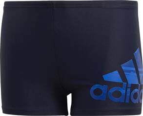 ADIDAS Herren Back-To-School Badge of Sports Boxer-Badehose