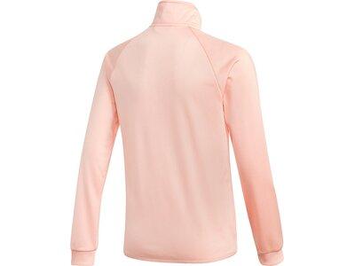 ADIDAS Mädchen Separates Polyester Trainingsanzug Pink