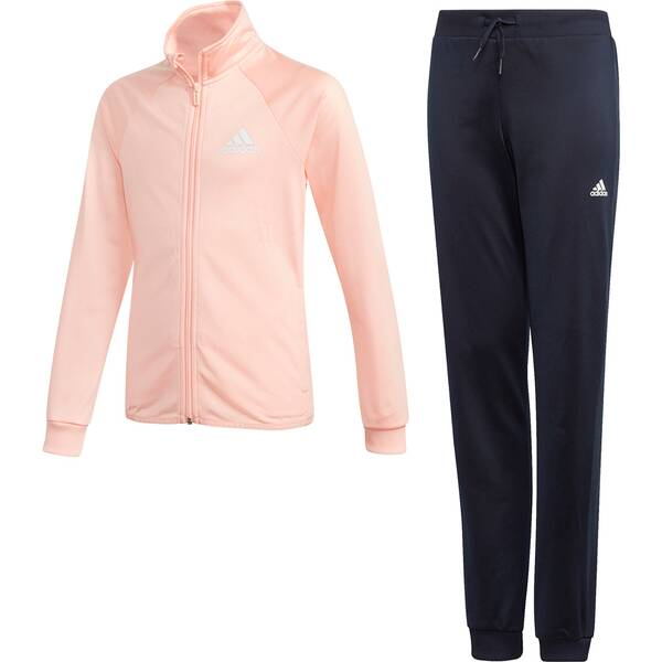 ADIDAS Damen Separates Polyester Trainingsanzug