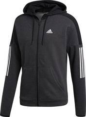 ADIDAS Herren Kapuzenjacke Sport ID Logo French Terry Full-Zip Hoodie Fleece