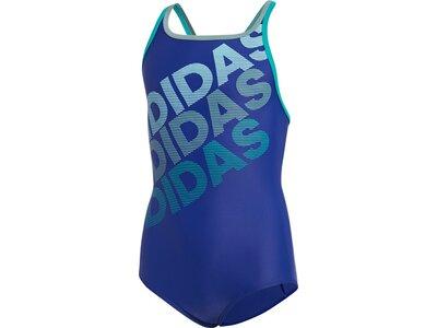 ADIDAS Kinder Lineage Badeanzug Blau