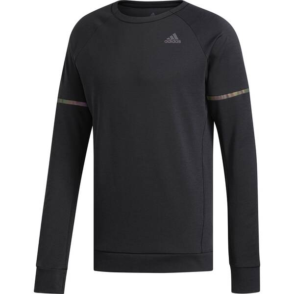 ADIDAS Herren Sweatshirt Supernova Run Cru
