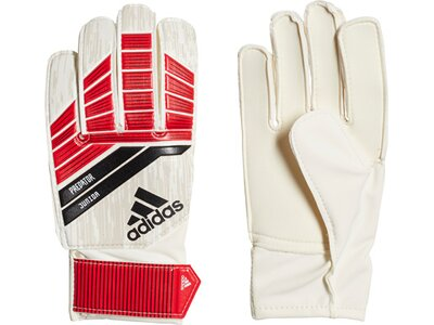 ADIDAS Kinder Handschuhe PRE Grau