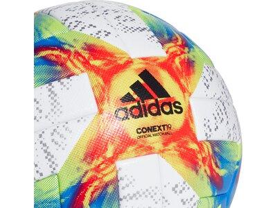ADIDAS Equipment - Fußbälle Conext 19 OMB Spielball Grau