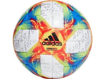 ADIDAS Herren Conext 19 Offizieller Spielball Grau