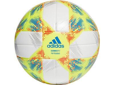 ADIDAS Herren Conext 19 Top Trainingsball Grau