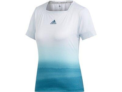 ADIDAS Damen T-Shirt Parley Grau
