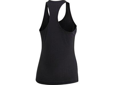 ADIDAS Damen Tanktop Essentials Linear Schwarz