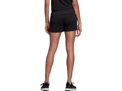 ADIDAS Damen Essentials Shorts Braun