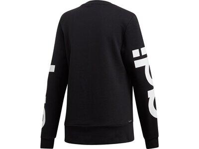 ADIDAS Damen Essentials Sweatshirt Schwarz