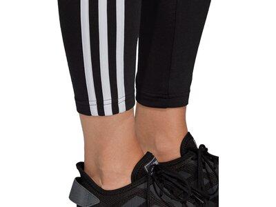 ADIDAS Damen Essentials 3-Streifen Tight Schwarz