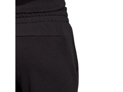 ADIDAS Damen Essentials Linear 3/4-Hose Schwarz