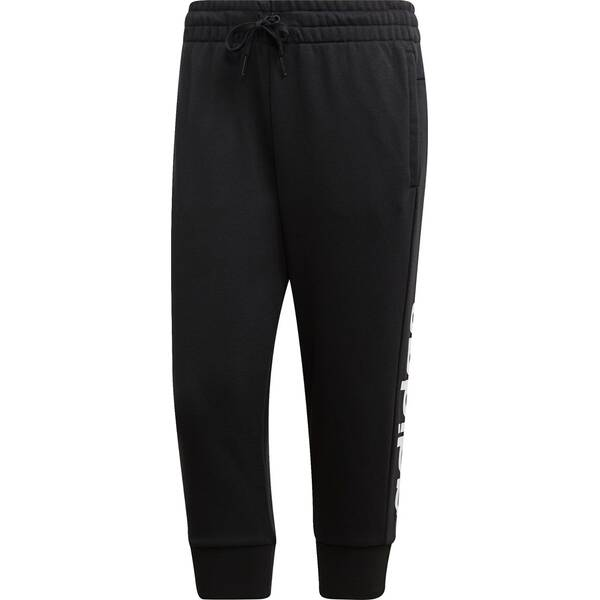 ADIDAS Damen Essentials Linear 3/4-Hose
