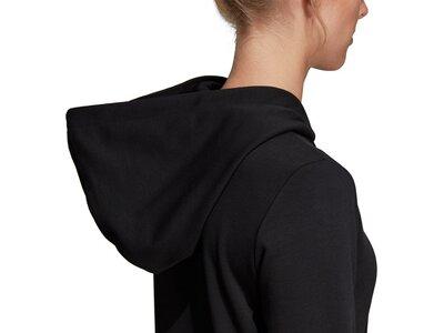 ADIDAS Lifestyle - Textilien - Sweatshirts Essential Linear Kapuzenpullover Damen Schwarz