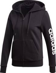 ADIDAS Damen Essentials Linear Fleece Kapuzenjacke