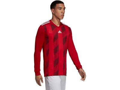 ADIDAS Herren Striped 19 Trikot Rot