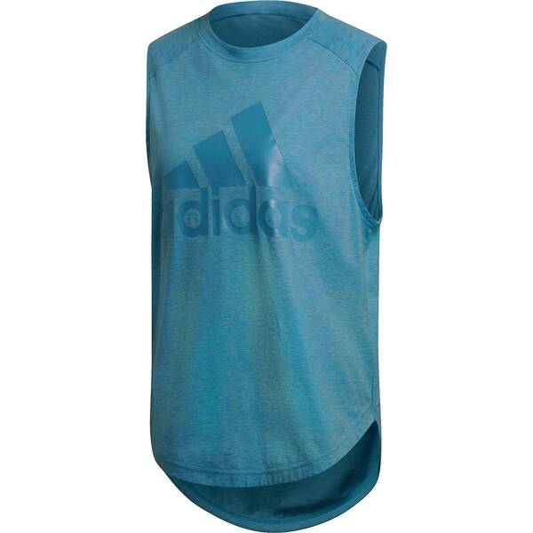 ADIDAS Damen ID Winners Muscle Shirt