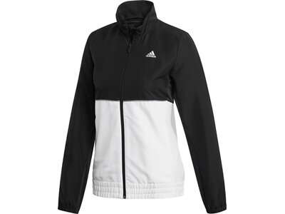 ADIDAS Damen Club Trainingsanzug Schwarz