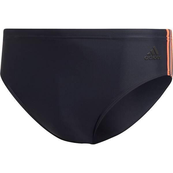 ADIDAS Herren Fitness 3-Streifen Badehose