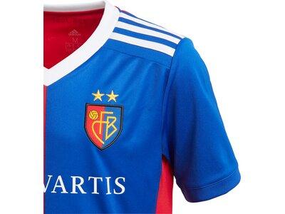 ADIDAS Kinder FC Basel Heimtrikot BAS H JSY Y Rot