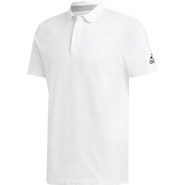 ADIDAS Herren Must Haves Plain Poloshirt