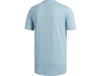 ADIDAS Herren Supernova T-Shirt Blau