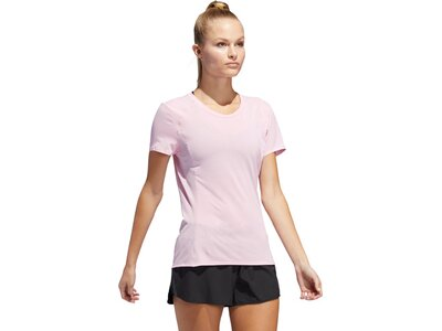 ADIDAS Damen Franchise Supernova T-Shirt Grau