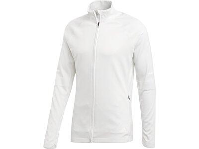 ADIDAS Herren PHX Trainingsjacke Weiß