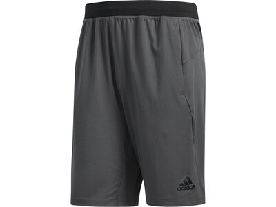 ADIDAS Herren 4KRFT Sport Ultimate 9-Inch Knit Shorts Grau