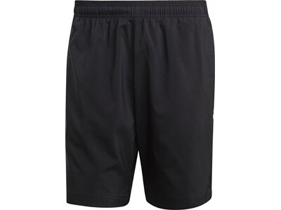 ADIDAS Herren Essentials Linear Chelsea Shorts Schwarz