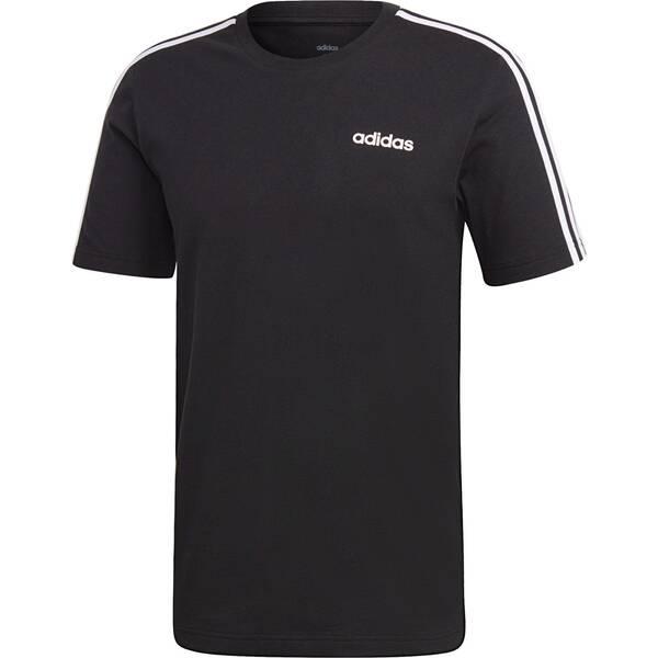 ADIDAS Herren T-Shirt Essentials 3-Streifen