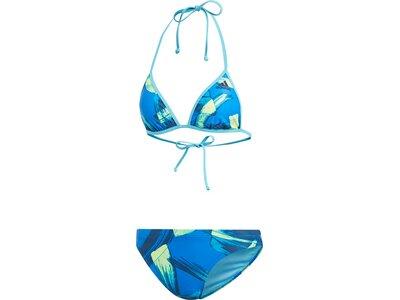 ADIDAS Damen Parley Beach Bikini Blau