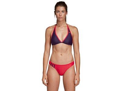 ADIDAS Damen Beach Halter Bikini Lila