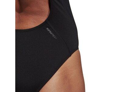 ADIDAS Damen Pro V 3-Streifen Badeanzug Braun