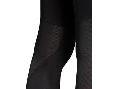 ADIDAS Damen Alphaskin Sport 3-Streifen lange Tight Blau
