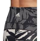 Vorschau: ADIDAS Damen Paper Floral High Rise 7/8-Tights