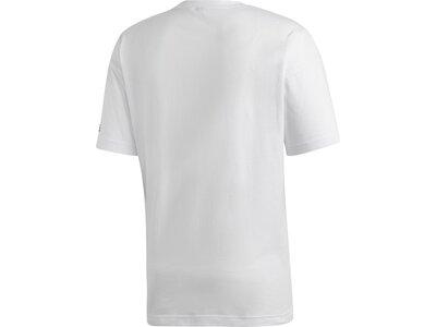 ADIDAS Herren T-Shirt Must Haves Plain Grau