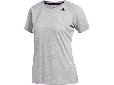 ADIDAS Running - Textil - T-Shirts Tech Prime 3S T-Shirt Running Damen Grau