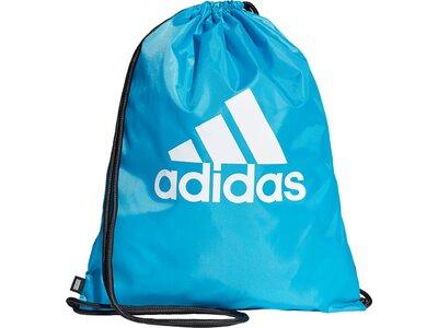 ADIDAS Sportbeutel Blau
