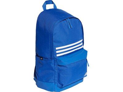 ADIDAS Classic 3-Streifen Pocket Rucksack Blau