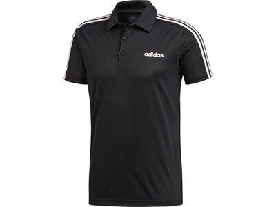ADIDAS Herren Design 2 Move Poloshirt Schwarz