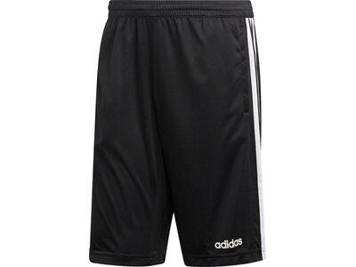 """ADIDAS Herren Shorts """"Design 2 Move Climacool 3-Streifen"""" Schwarz"""
