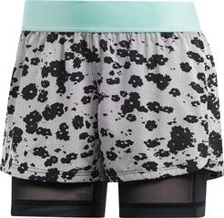 ADIDAS Damen Icon Two-in-One Shorts