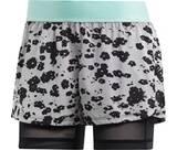 Vorschau: ADIDAS Damen Icon Two-in-One Shorts