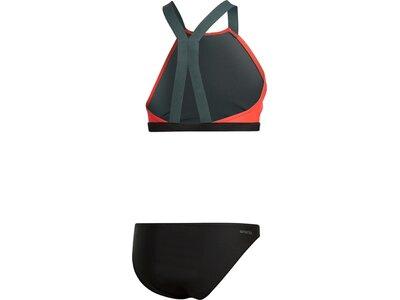 ADIDAS Damen Fitness Solid Bikini Schwarz